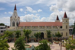iglesia del rosario